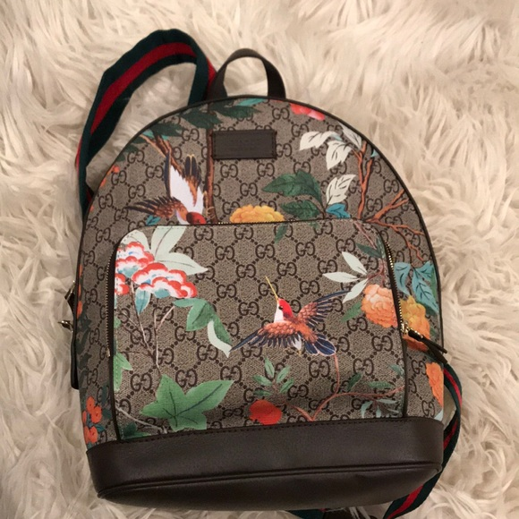 LOOKALIKE GUCCI BACKPACK (NOT AUTHENTIC) 99974c6a1cbb1